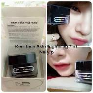 Kem Face Skin Lighteing Nelly P cực hot hiện nay